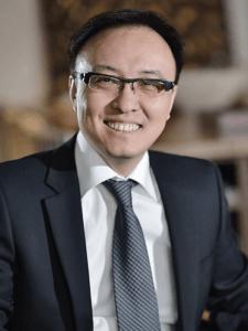 Bing Liu, CEO of ThingPark China