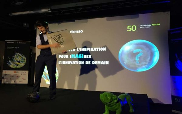 gus Take the Pulse of the Fast West with Deloitte France's Tech Awards