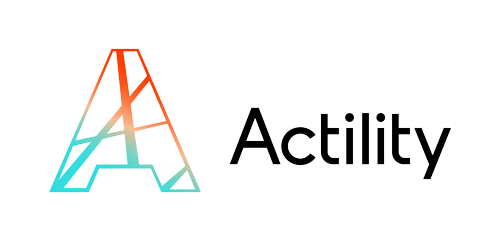 Large Actility logo with border no tagline
