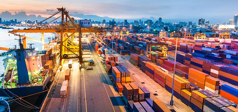 IoT geolocation enables asset tracking for logistics