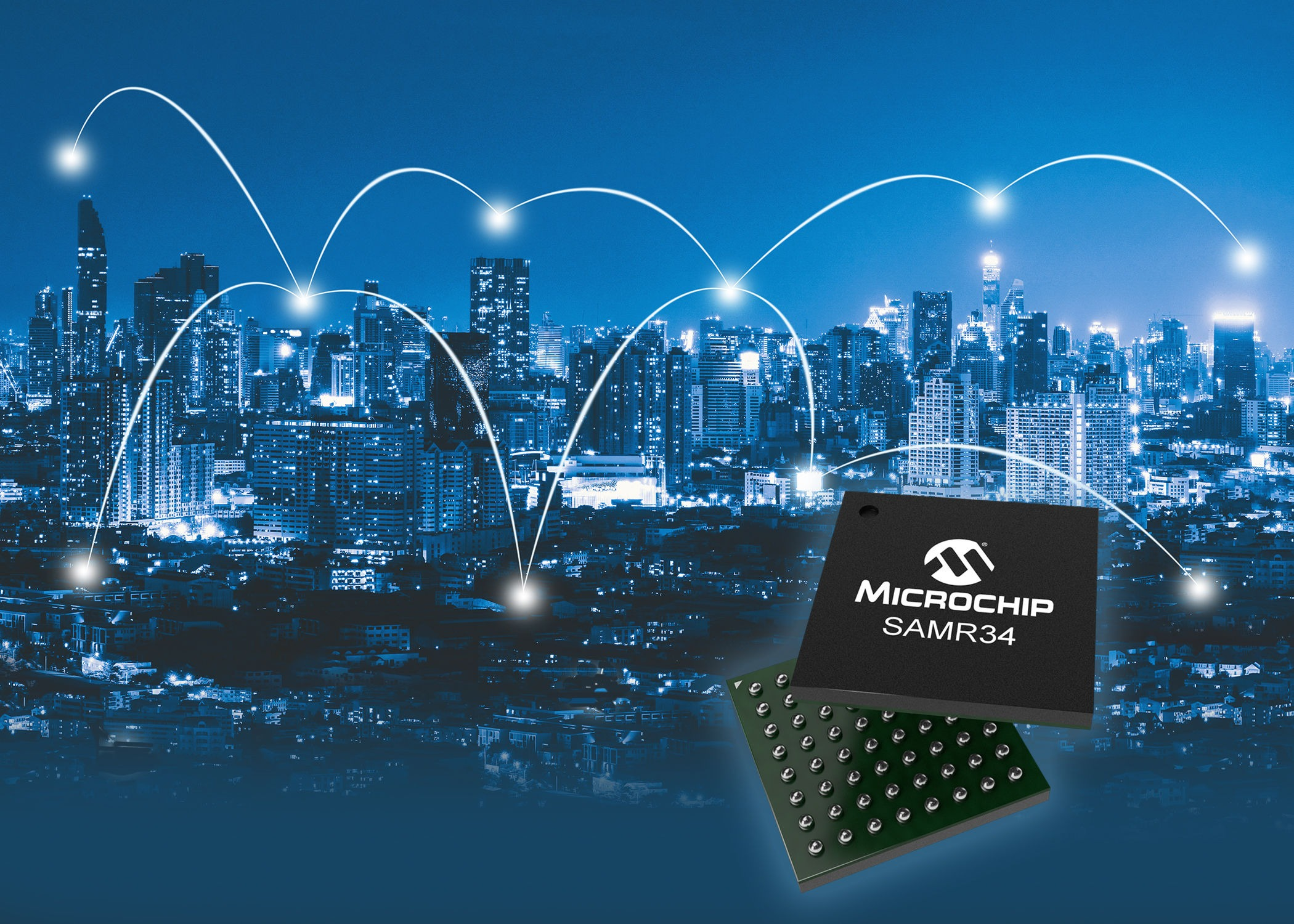 Actility collaborates with Microchip Technology