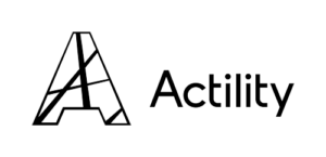 Actility logo all black no tagline