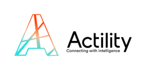 Actility logo with tagline