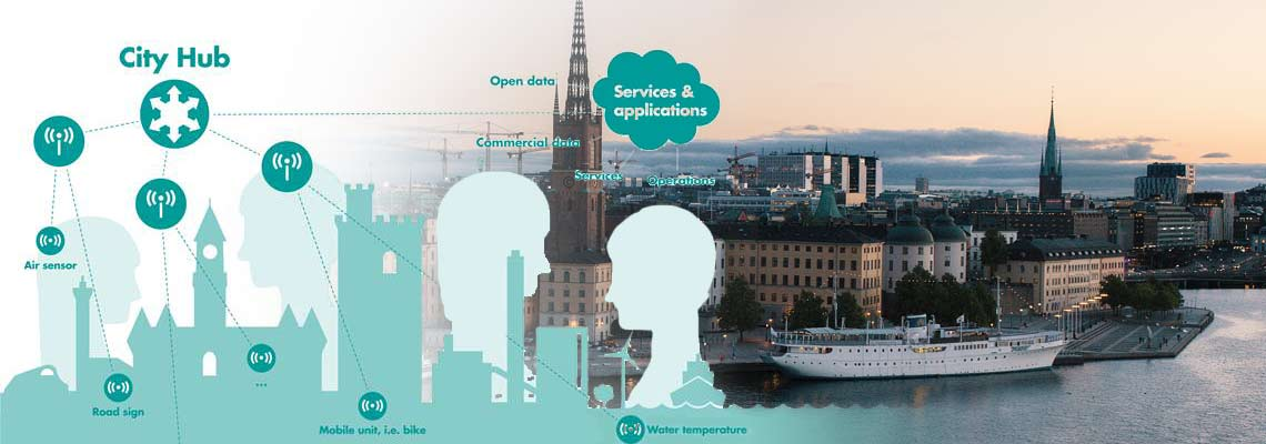 City Hub Alliance introduces LoRaWAN connectivity in Sweden