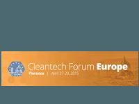 Cleantech forum Europe logo