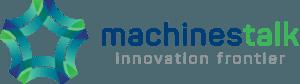 Machines talk logo horizontal