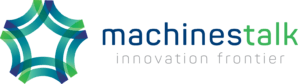 Machines talk logo horizontal