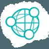 Blue connectivity provider planet