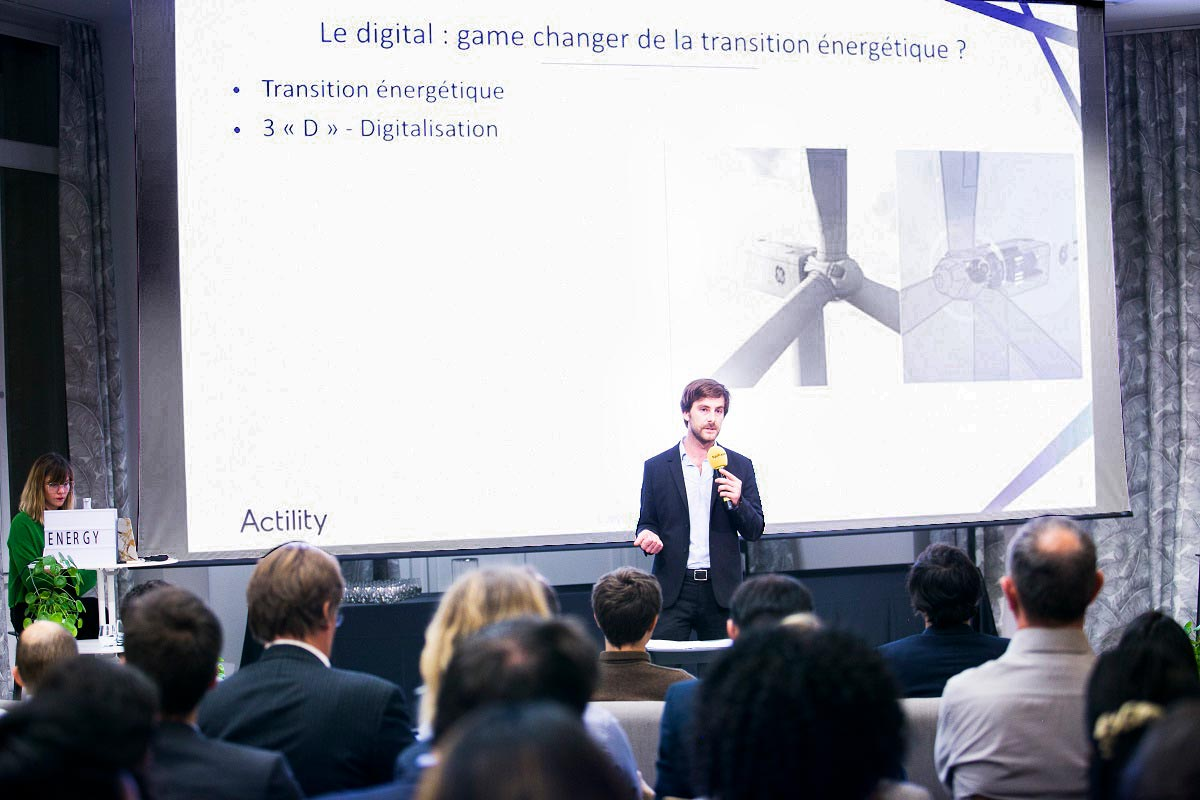 Adrien Doré launches BPI France Energy conference