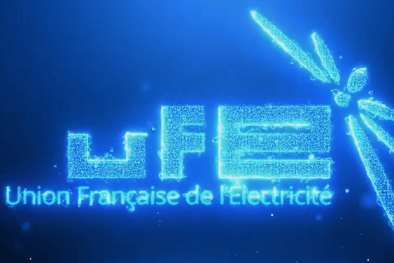 Cedric presents at the French Electricity Union (UFE) annual conference