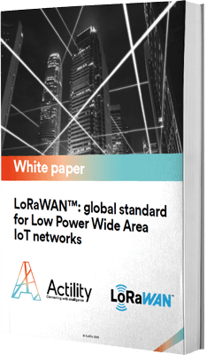 What is LoRa and LoRaWAN white paper techniical overview, benfits and use cases