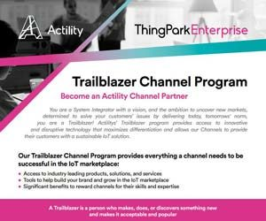 ThingPark Trailblazer channel program sheet thumbnail