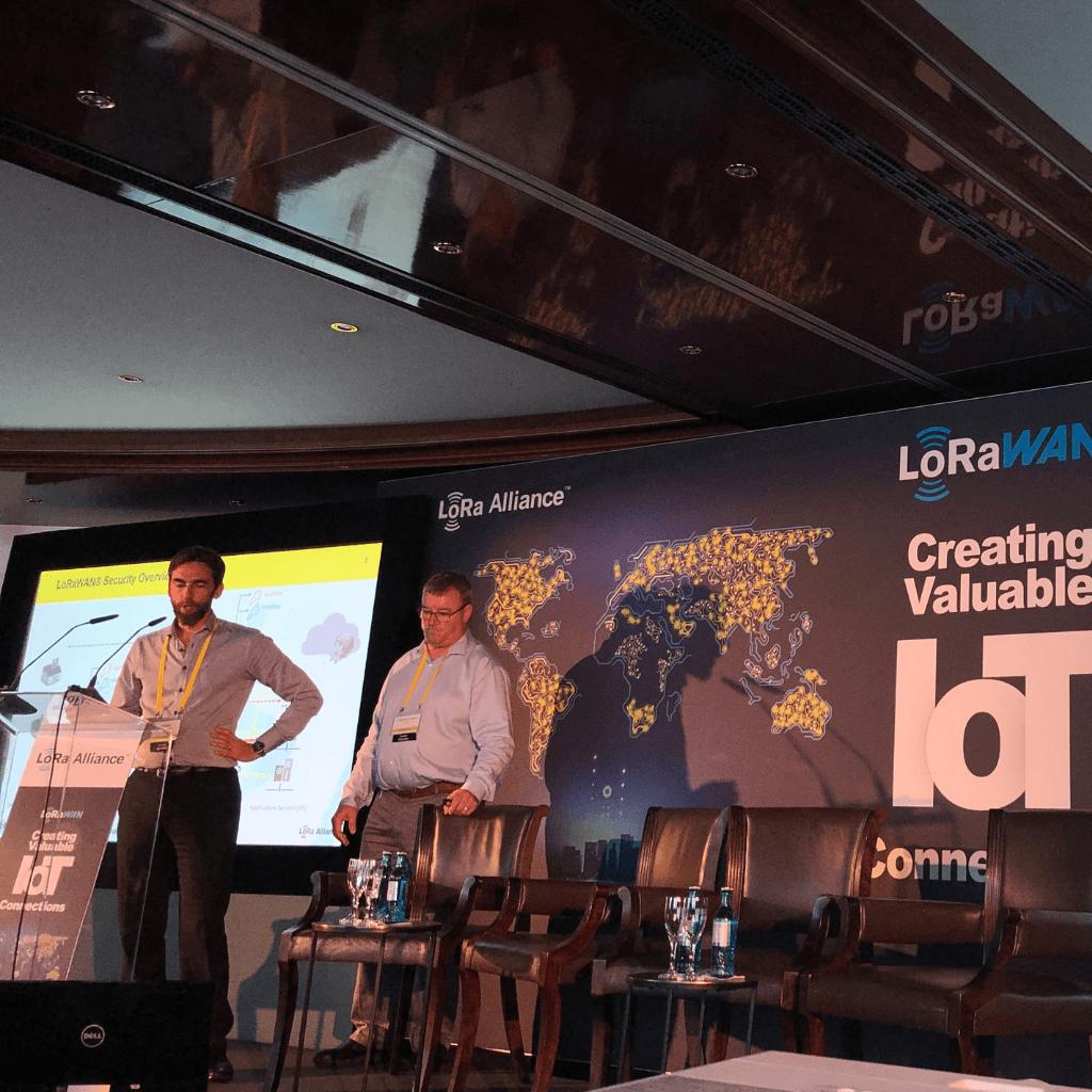 LoRa Alliance AMM 2019: Milestones and LoRaWAN Roaming