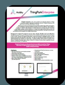 Enterprise IoT connectivity solutions