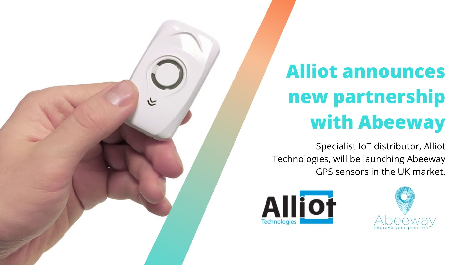 Alliot announce new partnership with Abeeway
