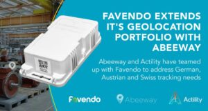 Favendo and Actility Press release image