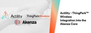 Akenza press release header