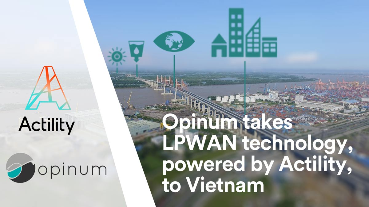 Energy management of a big industrial zone in Vietnam using LPWAN