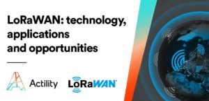 Image for LoRaWAN tech application and opportunities
