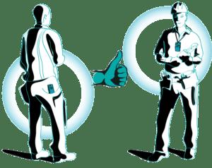 workers social distancing