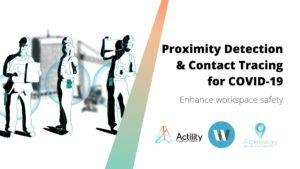 Image header of proximity detection for Covid19 solution