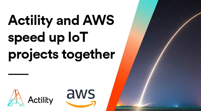 Your dedicated IoT network just one click away:  LoRaWAN® now available in AWS Marketplace with AWS IoT Core, from a market leader​