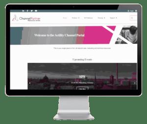 ThingPark Channels Portal main page