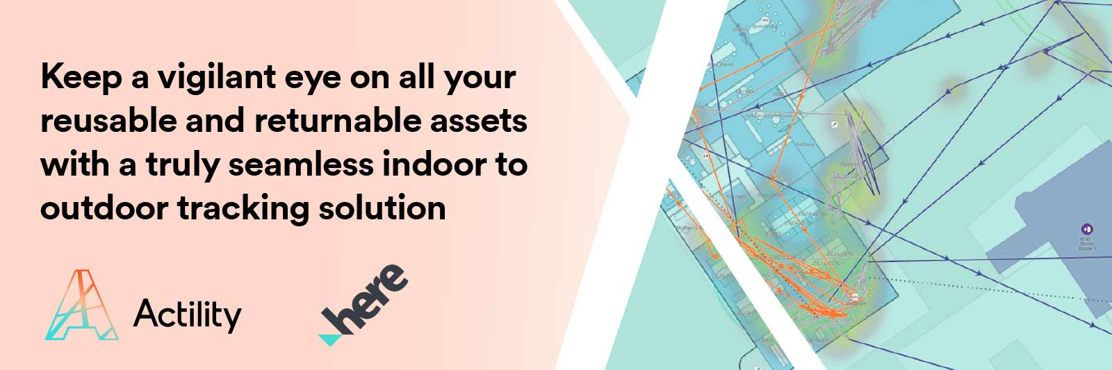 Image for Here indoor asset tracking solution