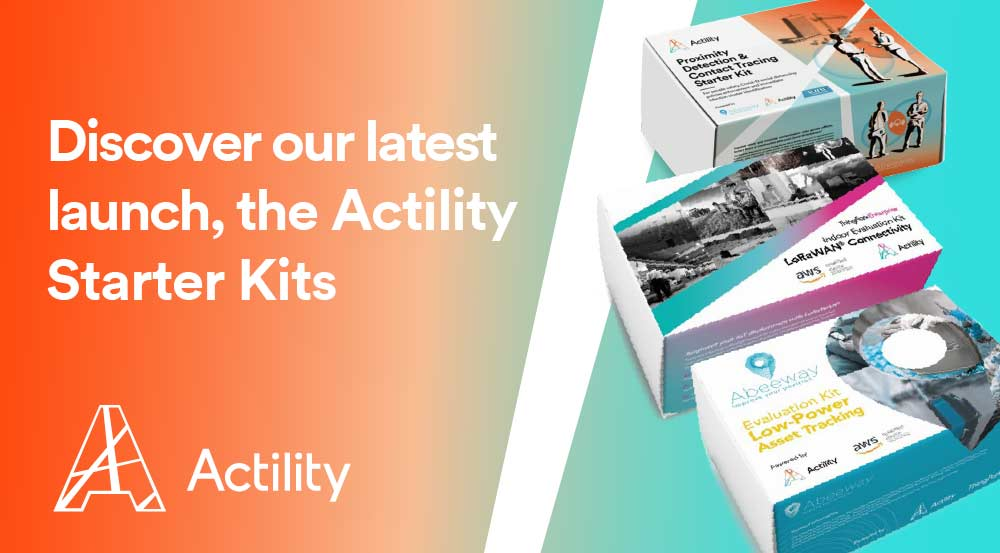Image for Actility Starter kits Press release