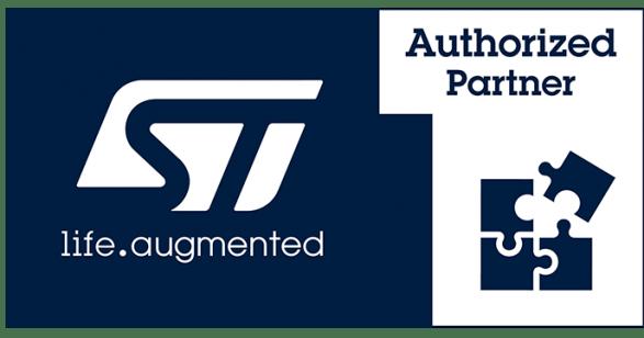 ST Partner Program Authorized