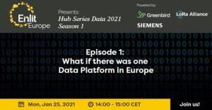 Enlit Europe Hub Series Data 2021 image