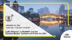 LoRaWAN and the Chinese Market image