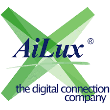 AiLux digital connection logo