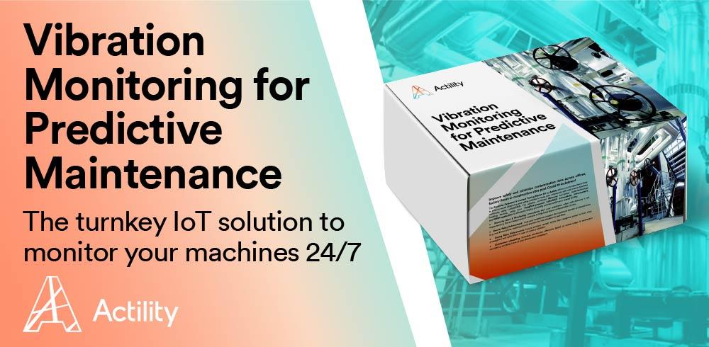Webinar: Using LoRaWAN and Vibration Monitoring for Predictive Maintenance