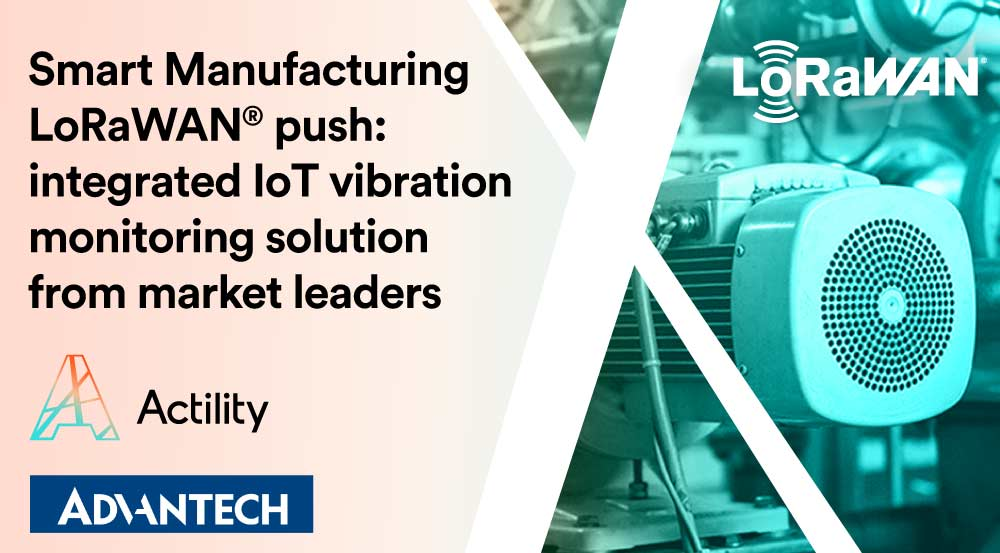 Advantech Actility LoRaWAN solutions