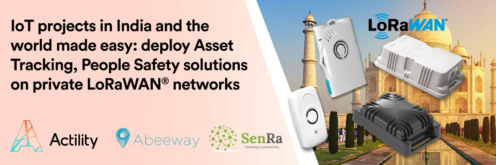 SenRa and Actility are working together to accelerate LoRaWan adoption globally.