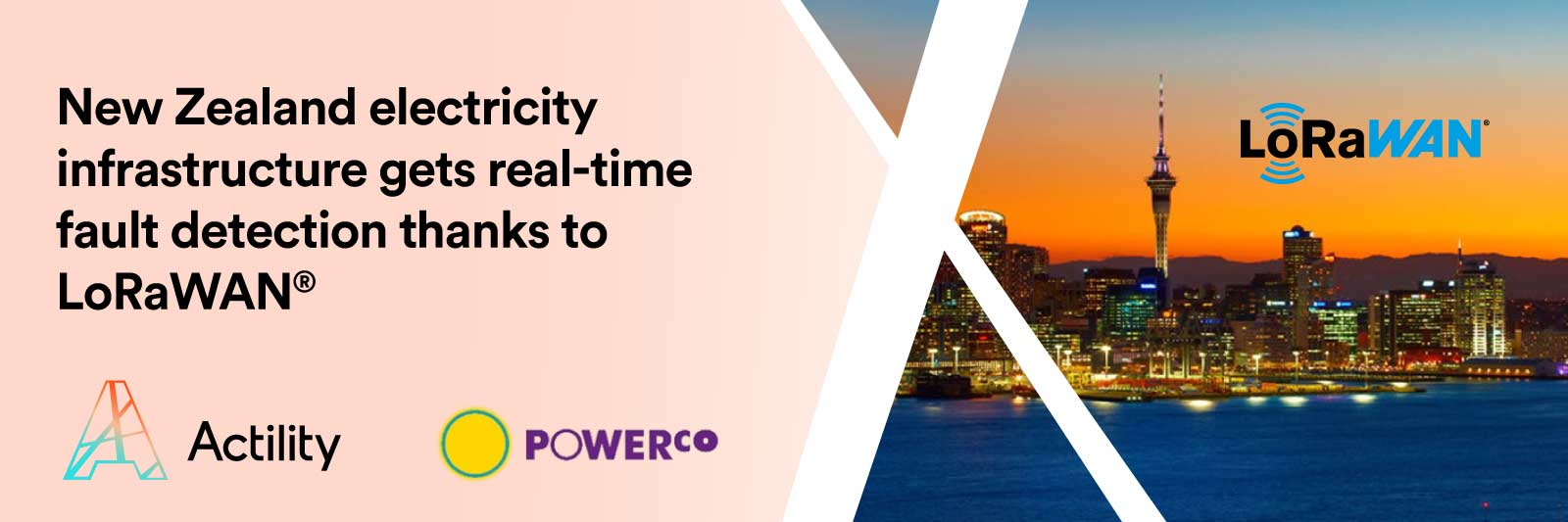 Header for Powerco press release