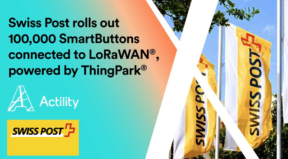 Swiss Post Transforms its Services with IoT and LoRaWAN®