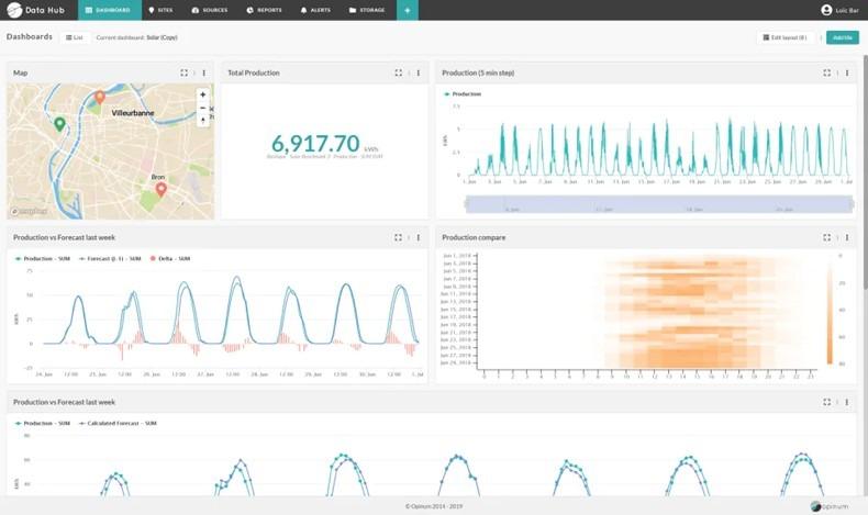 Opinum screenshot app 1