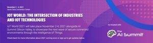 Image for IoT World event
