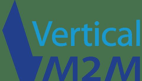 Vertial M2M logo