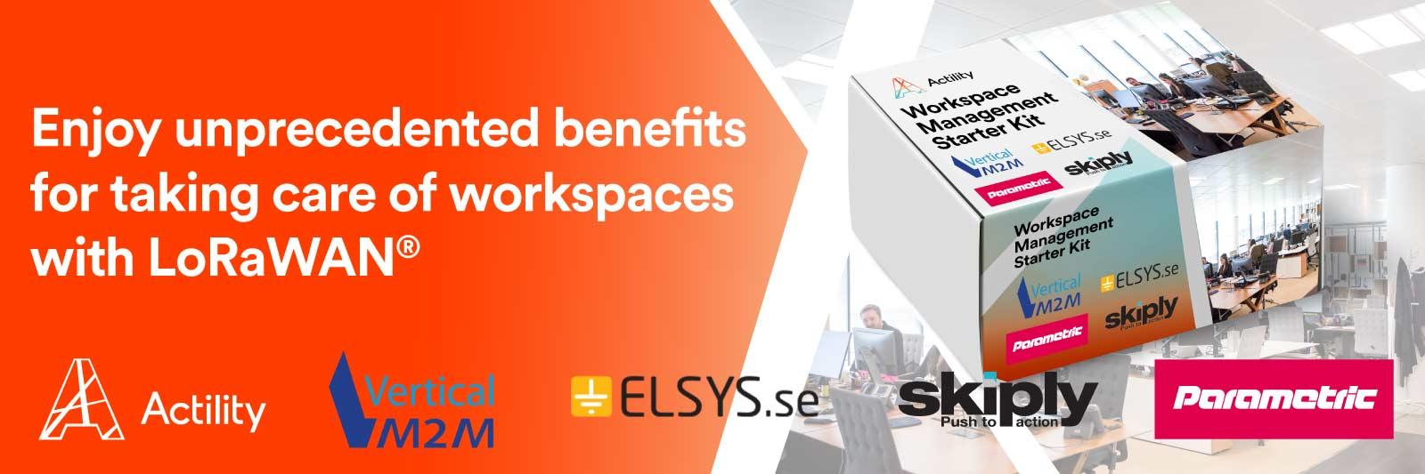 Workplace management press release Header