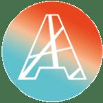 Actility logo in a circle