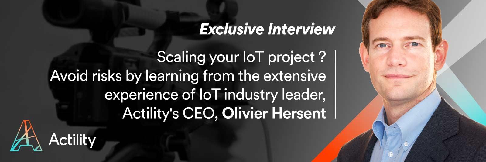 Header for Interview Olivier Interview
